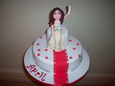 Beauty Queen Cake
