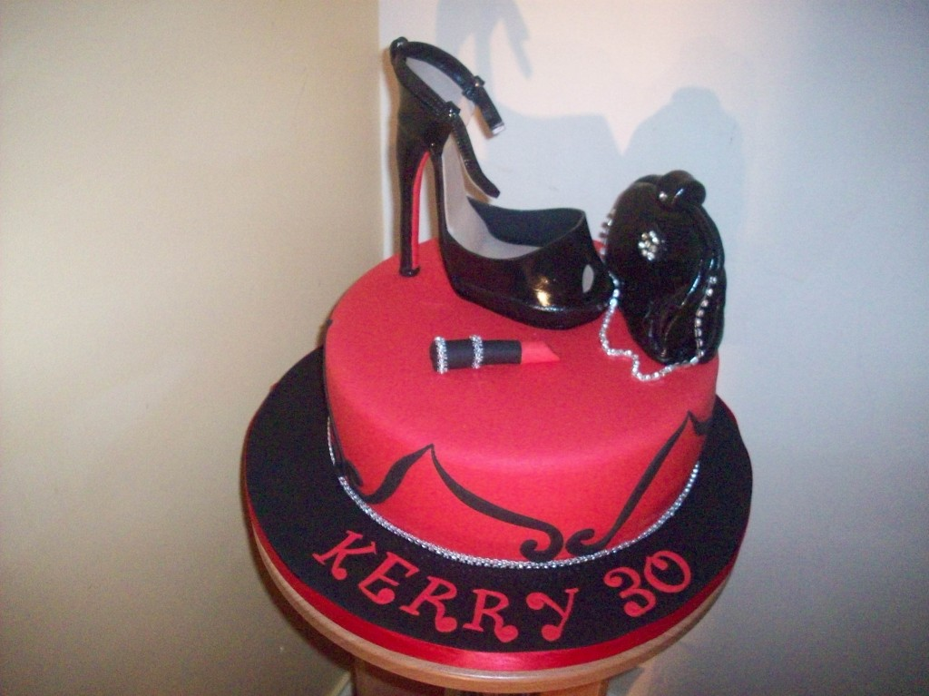 Handbag Style Cakes In Blackpool By Sandies Cakes