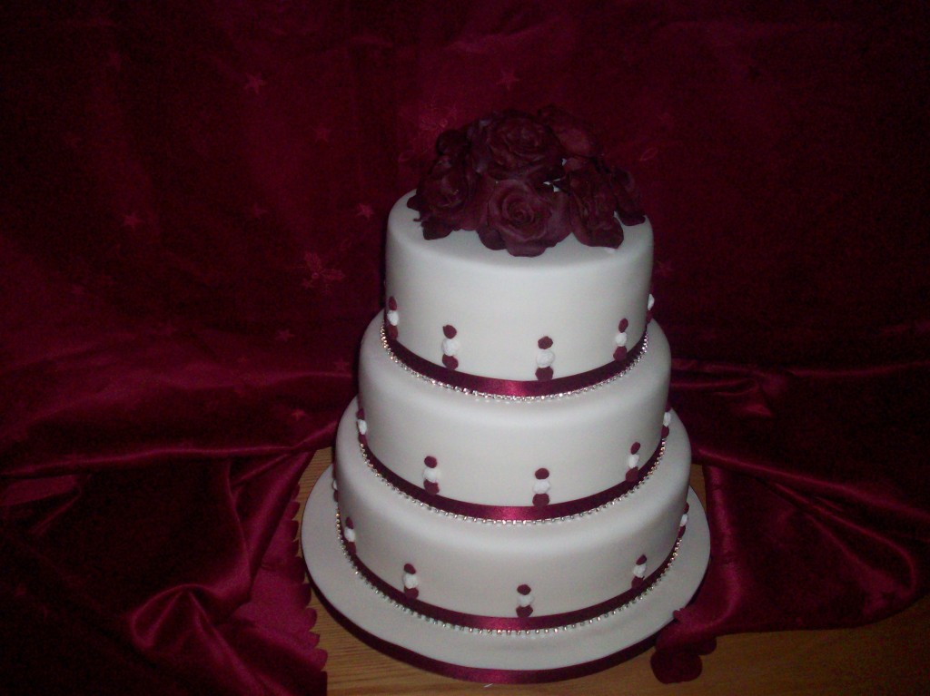 ruby wedding cake pictures wedding and anniversary cakes in blackpool sandies cakes 19449
