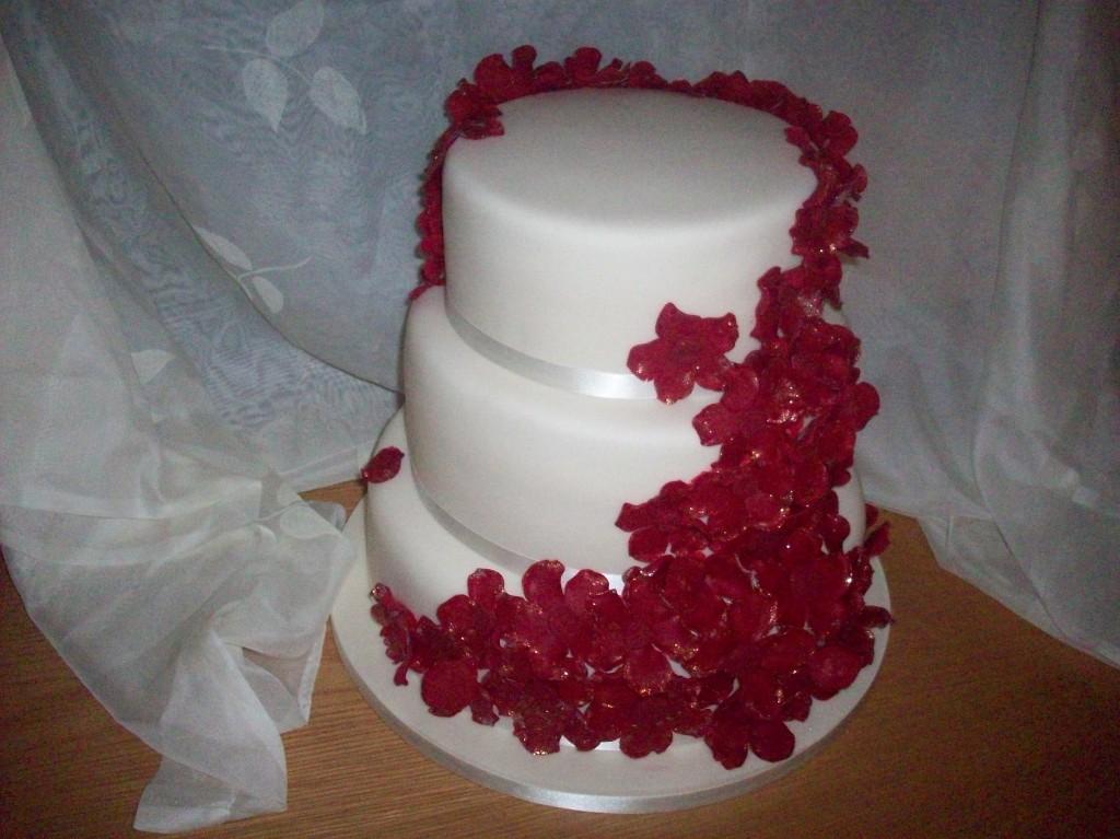 Ruby Wedding Cake Toppers Uk